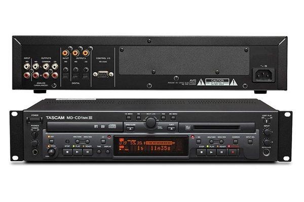Đầu karaoke CD DVD Player MD CD1 MK III
