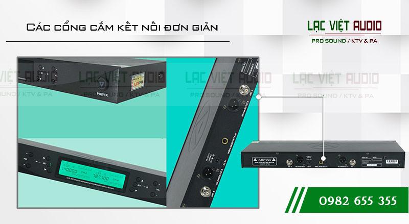 Đầu thu Micro không dây VinaKTV S600