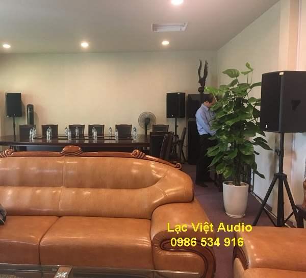 Dàn âm thanh karaoke VIP cho khách hàng anh Thắng