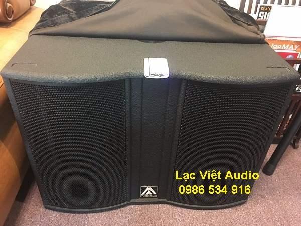 Loa SUB Master chính hãng do Lạc Việt Audio cung cấp