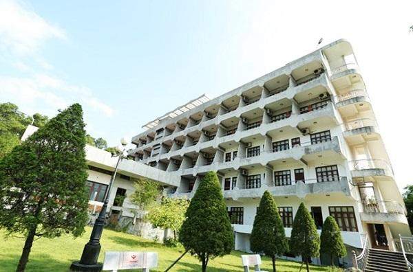 Tòa nhà Mitec nằm trên địa bàn TP. Hà Nội