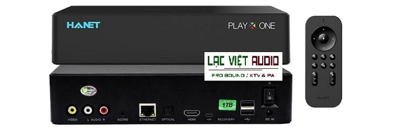 Đầu karaoke Hanet PlayX One 1TB