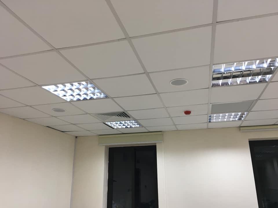 Hệ thống loa âm trần DB TS-303 chất lượng cao