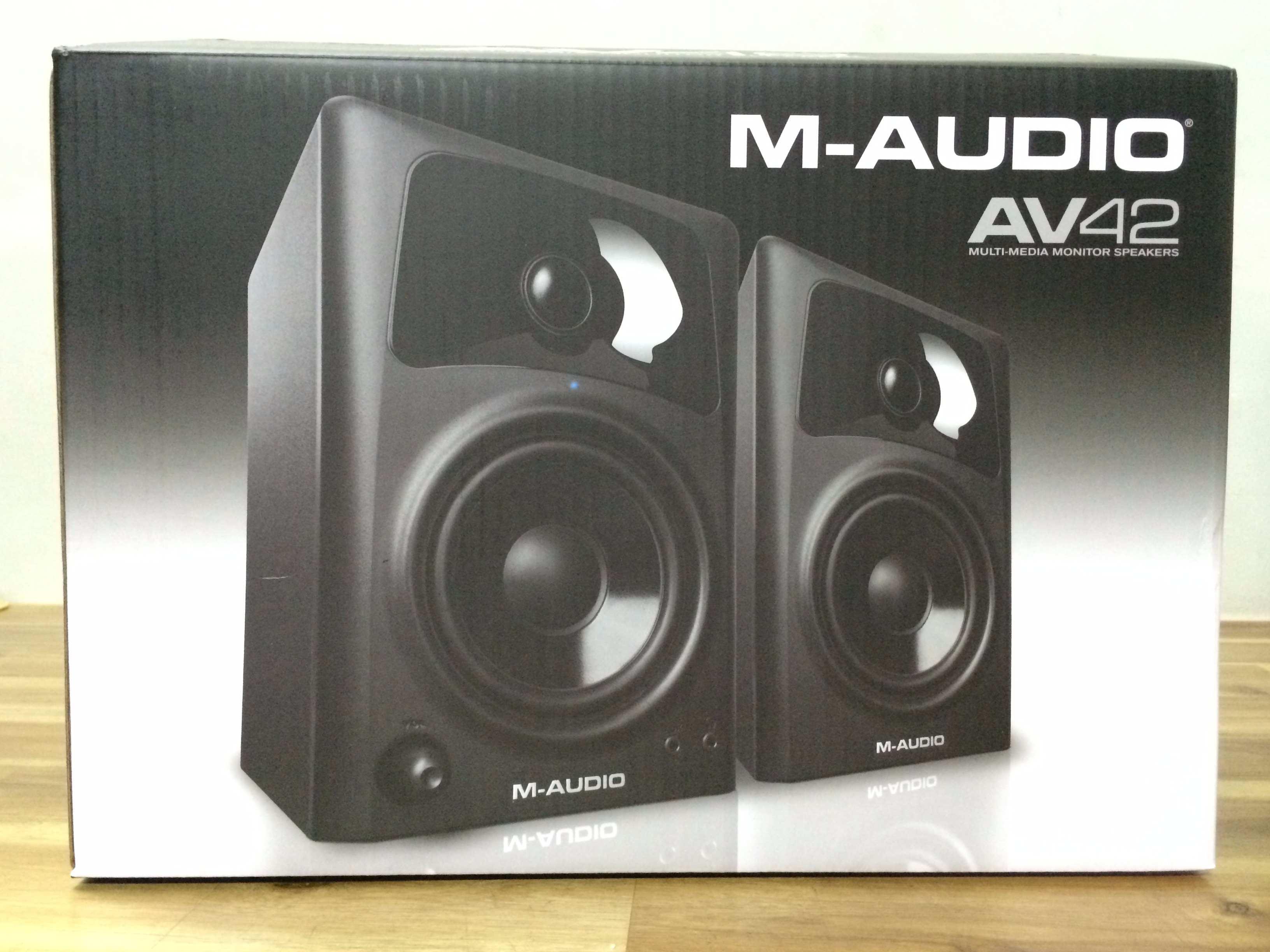 M-Audio AV42 chất lượng vượt trội