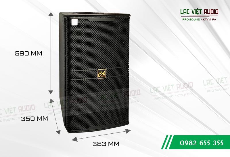 Kích thước Loa CA Sound KP-4012