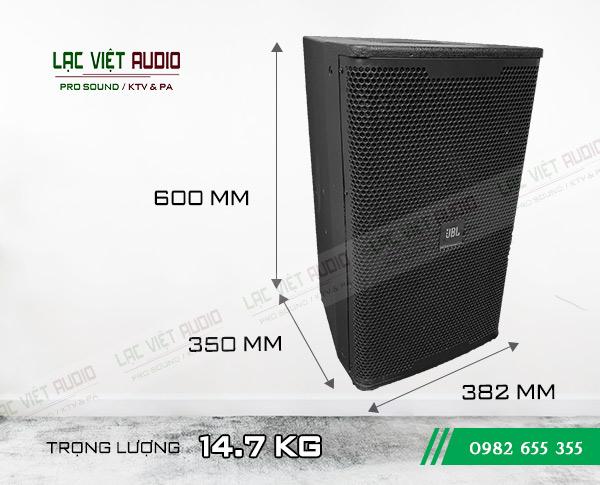 Kích thước Loa JBL KP-6012