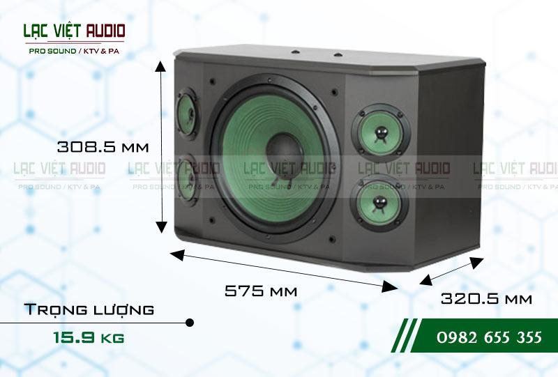 Thông tin Loa Paramax K-2000 NEW