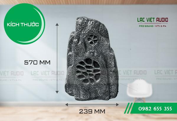 Kích thước sản phẩm Loa giả đá DB LS-902