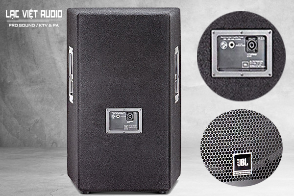 Tính năng sản phẩm Loa JBL JRX215
