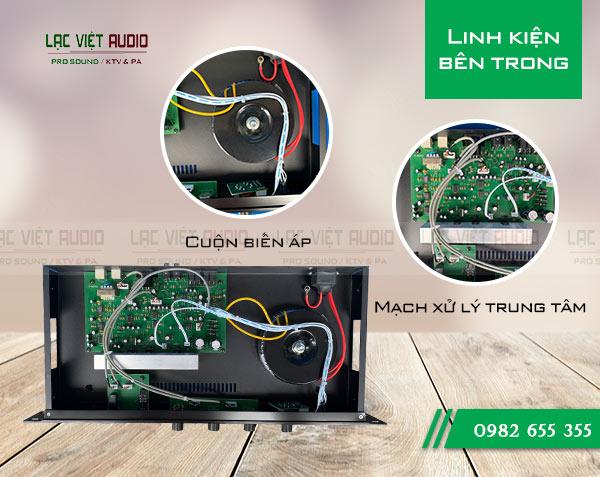 Linh kiện bên trong Bộ điều khiển trung tâm DB LH-8000