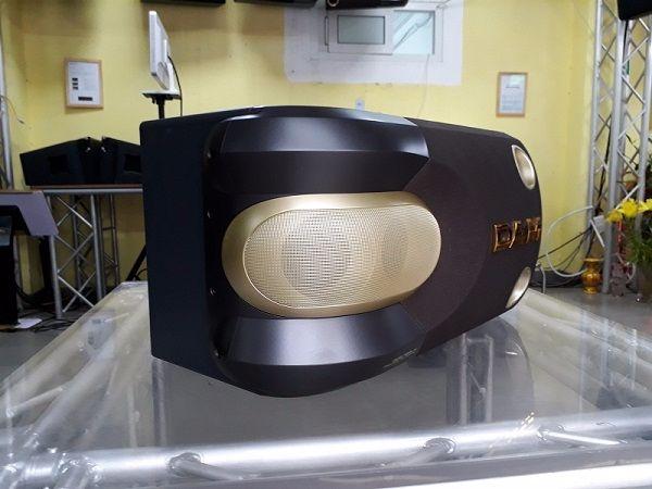 Loa DAM DDS-755JX với thiết kế bắt mắt