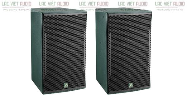 Thiết bị được trang bị mức công suất mạnh mẽ cho khả năng tái tạo âm thanh được ở mọi dải tần