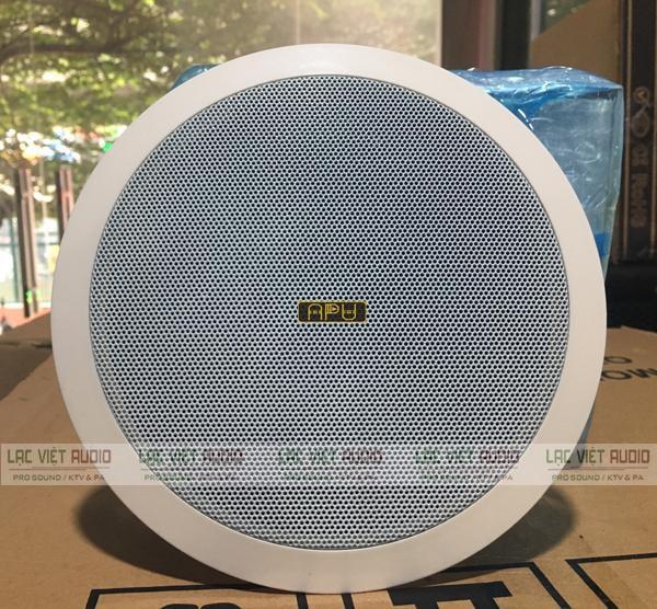 Mua loa âm trần APU giá tốt hàng chính hãng tại Lạc Việt Audio