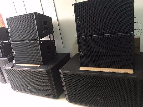 Loa array 40 xu hướng sử dụng cho âm thanh đám cưới chuyên nghiệp