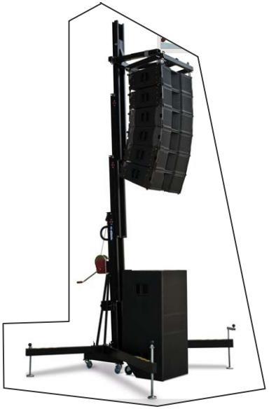 Có nên sử dụng loa Array đồng trục trong hệ thống âm thanh chuyên nghiệp