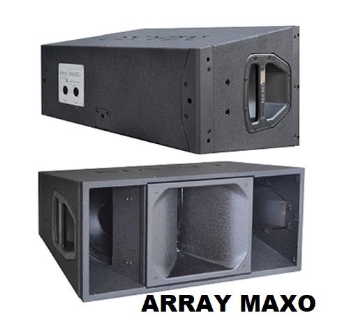 Loa line array MAXO