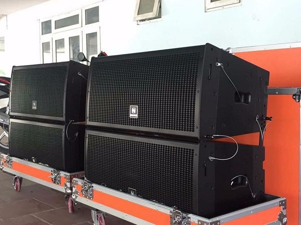 Loa Array Nanomax có thiết kế gọn nhẹ dễ dàng sử dụng khi lắp đặt