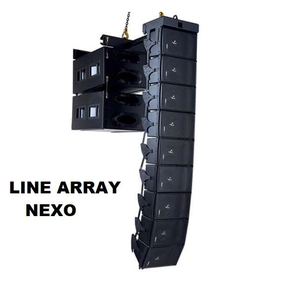 Loa Array Nexo