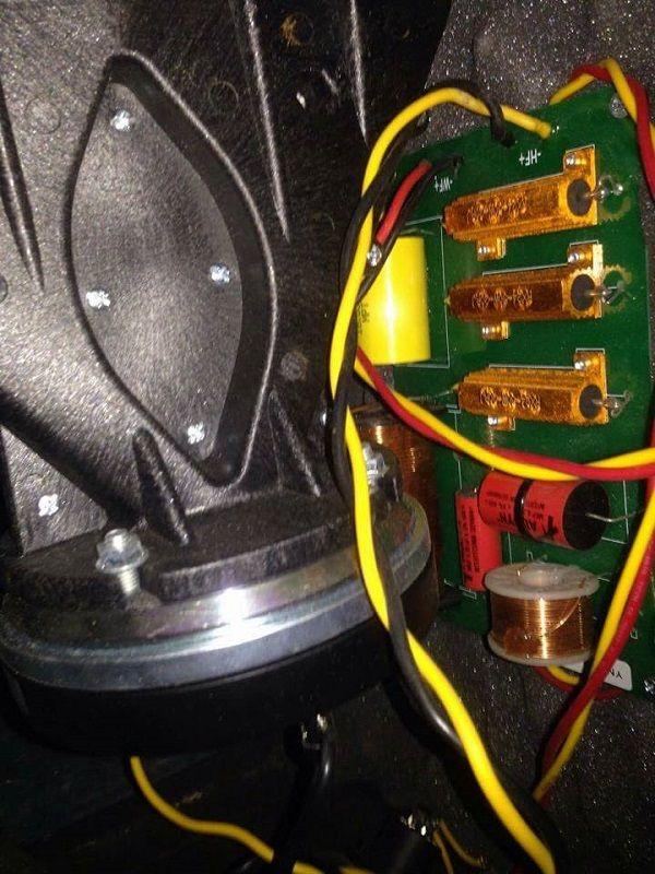 Treble và phân tần loa Pontus Ar212