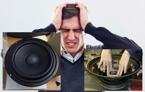 chuyên gia hướng dẫn cách khắc phục loa bị rè và loa bị sôi