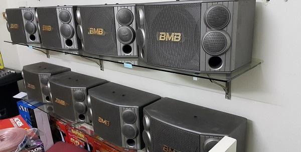 Loa BMB 1000 bãi tại Lạc Việt Audio