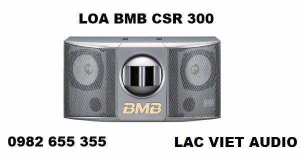 Loa BMB CSR 300 Nhập khẩu nguyên chiếc