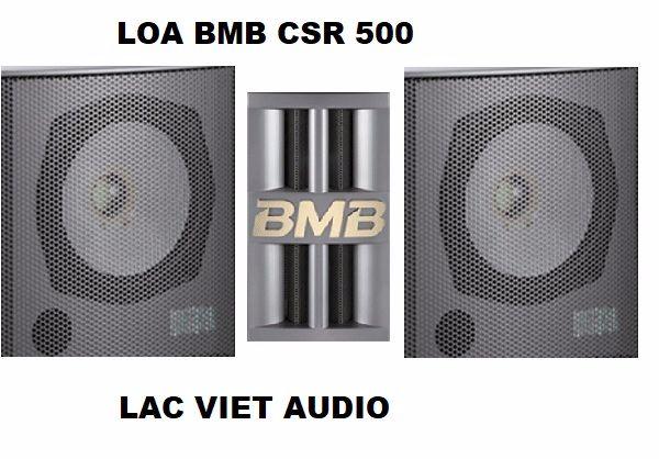 Linh kiện loa BMB CSR 500 được thiết kế độc và bắt mắt