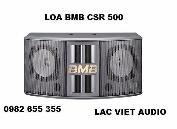 Loa BMB CSR 500 chính hãng