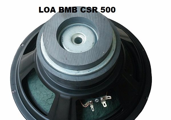 Bass loa BMB CSR 500