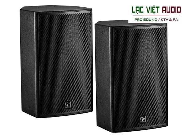 Loa karaoke CF được đánh giá cao về chất lượng âm thanh cũng như kiểu dáng thiết kế
