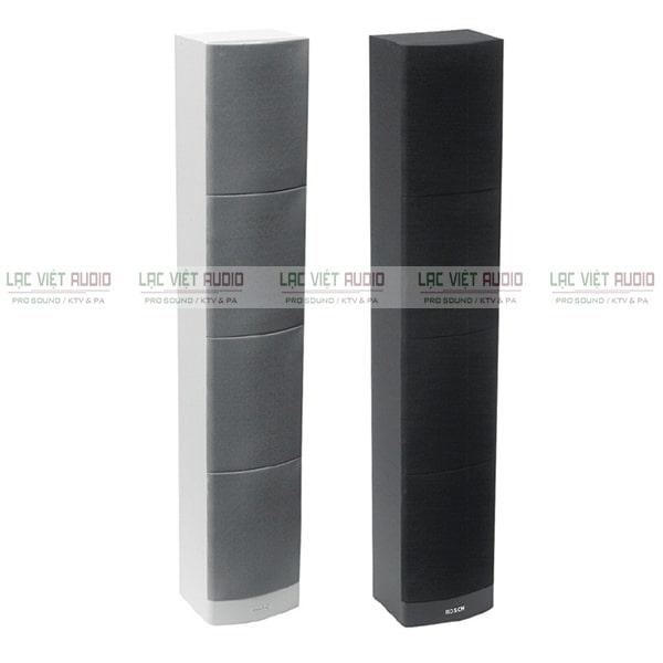 Loa cột có chức năng khuếch đại tín hiệu và truyền đạt âm thanh cực tốt