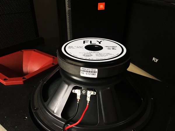 Bass loa FLY KR1201 chính hãng
