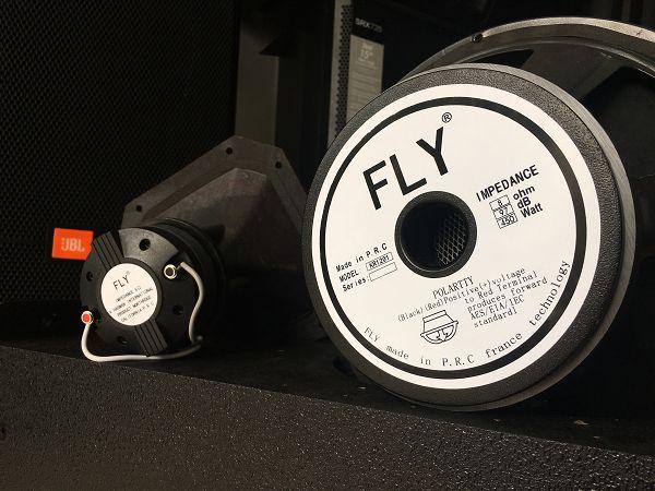 Hình ảnh bass, treble loa FLY KR1201 tại Lạc Việt Audio