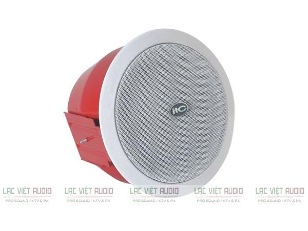 Loa âm trần ITC được đánh giá cao về chất lượng và thiết kế sản phẩm