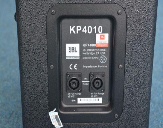 Mặt sau loa JBL KP4010 tại Lạc Việt Audio