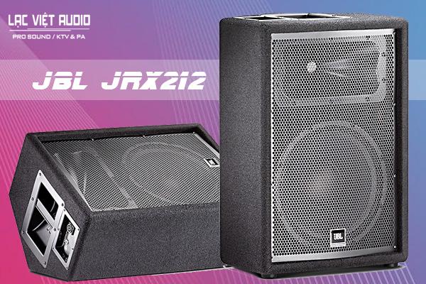 Tính năng sản phẩm Loa JBL JRX212