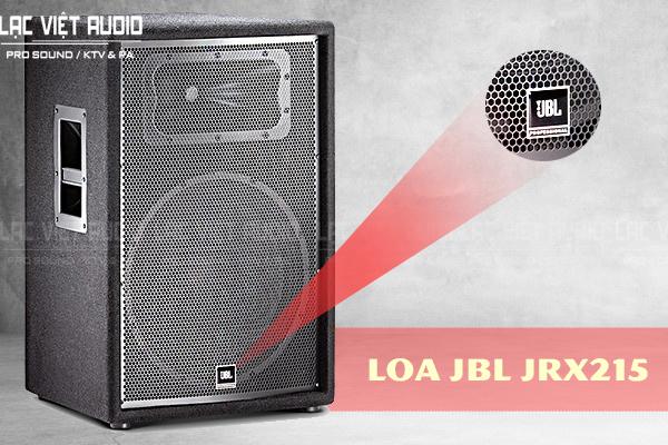 Thiết kế Loa JBL JRX215