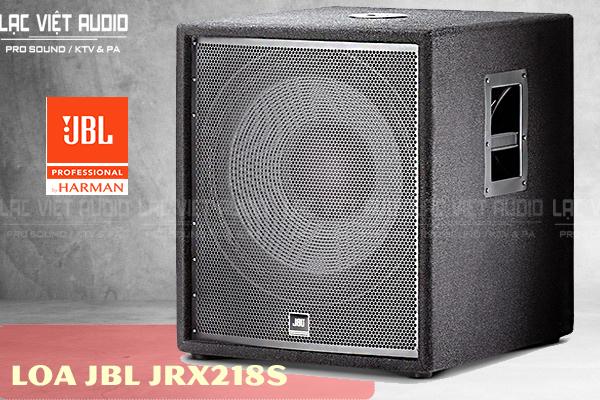 Sản phẩm Loa JBL JRX218S thuộc thương hiệu JBL