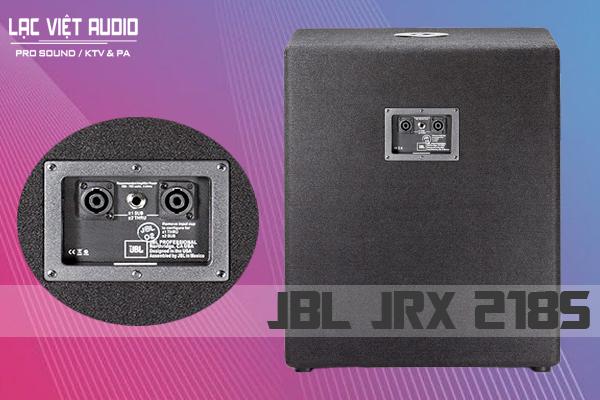 Thiết kế sản phẩm Loa JBL JRX218S