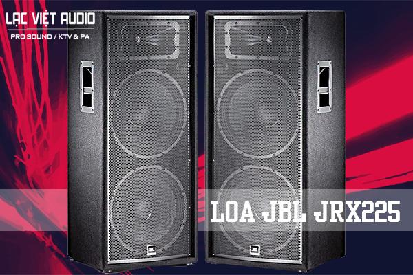 Tính năng sản phẩm Loa JBL JRX225