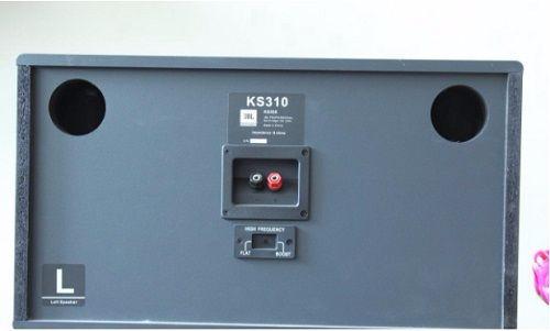 Mặt sau loa JBL KS310