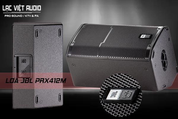 Tính năng của sản phẩm Loa JBL PRX412M