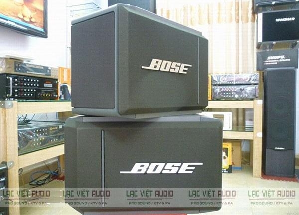 Loa karaoke Bose cho chất lượng âm thanh tuyệt vời