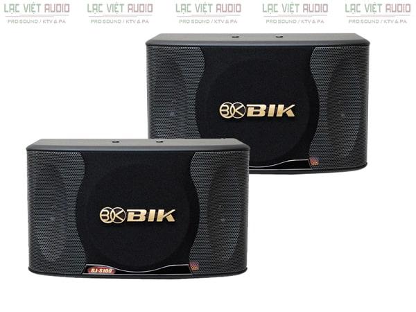 Loa karaoke BIK được trang bị mức công suất linh hoạt và khả năng phối ghép dễ dàng