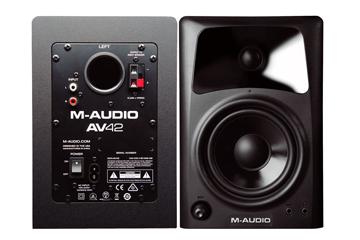 Loa kiểm âm M-audio AV 42 chất lượng cao