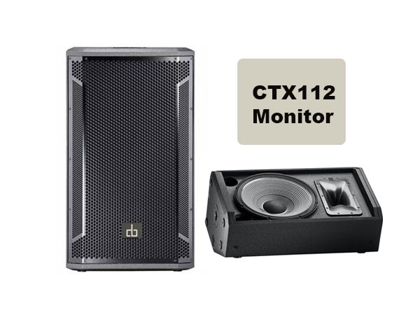 Loa monitor DB CTX112 chính hãng