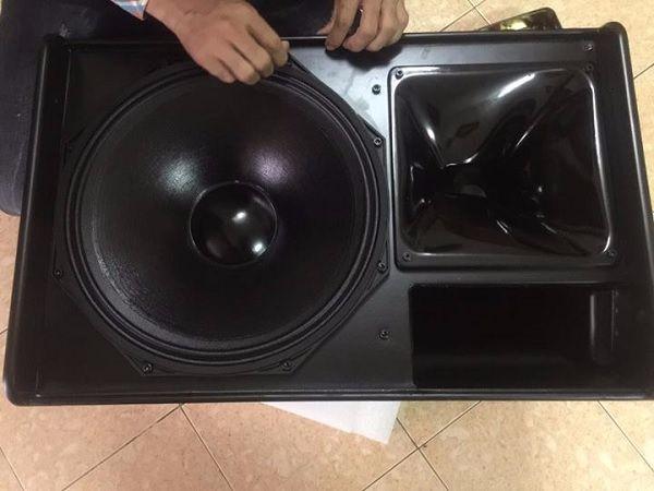 Bên trong loa Nexo PS12 tại Lạc Việt Audio