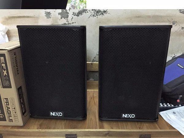 Loa Nexo Ps12 giá tốt nhất tại Lạc Việt Audio
