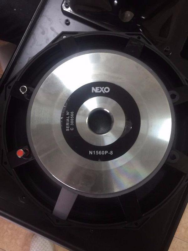 Bass loa Nexo Ps15 Trung Quốc loại 1