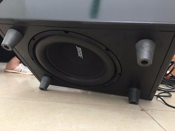 Kích thước Bass siêu trầm loa Bose 1200: 12 Inch (bass: 30cm)